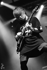 Silhouette from the Skylit live 2015 (7716galaxy) Tags: from music white black silhouette rock backlight germany japanese lights concert live rockwell bremen jrock kou tetsuro skylit nipponcon seishirox
