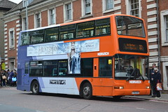 First Norwich 32101 LT02ZCK (Will Swain) Tags: norwich 14th may 2016 bus buses transport travel uk britain vehicle vehicles county country england english norfolk south east london first 32101 lt02zck