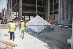 4 WTC Groud Level June 2013 (Tony Shi, Life) Tags: nyc newyorkcity ny newyork manhattan worldtradecenter financialdistrict wtc lowermanhattan worldtradecenters downtownmanhattan fdi silversteinproperties 4wtc 150greenwich