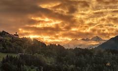 Montafon Sunrise (Andreas Krappweis - thanks for 2,2 million views!) Tags: mountains austria montafon bludenz canoneos1dsmarkii vandans muttersberg canonef70200mm128l