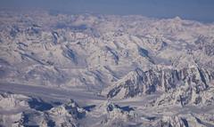 Infinite (r.todd.lines) Tags: snow mountains cold ice alaska glacier range infinite