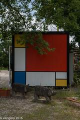 Centro Visitatori (vengino) Tags: parco del chianti sculture siena toscana parchi macchiamediterranea parcosculturedelchianti