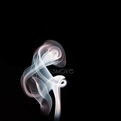 24/52: Technique - Smoke (hehaden) Tags: blackbackground square smoke flash curls incense curling 52photos2016