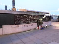 160417-202258 (The Battle of Britain) (Bus Buster UK) Tags: london thames river memorial war britain battle warmemorial riverthames embankment battleofbritain thebattleofbritain