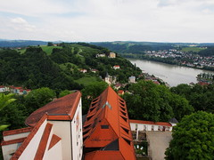 P5280492 (photos-by-sherm) Tags: museum germany spring high panoramic views fortifications defensive veste hilltop passau oberhaus