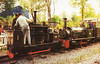 Teifi Valley Railway (old postcard) (trainsandstuff) Tags: train vintage postcard railway retro british narrowgauge chaloner teifivalleyrailway alangeorge