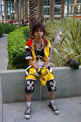 2507 AX06 (Photography by J Krolak) Tags: costume cosplay masquerade animeexpo keyblade ax2006 ax06 kingdomofhearts
