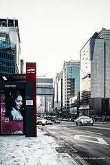 Wondang_20141221 at 16-54-01_Edit.jpg (Kim Jaehoon) Tags: road city winter snow car architecture photography asia day cityscape citylife nopeople korea transportation seoul hanbok southkorea roadmarking capitalcities colorimage koreanculture koreanethnicity photographersontumblr originalphotographers