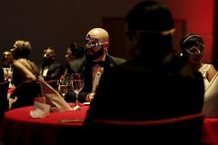 """Mascaras"" para Beat, Marcas Vitales (Alejo M - Estudio 209) Tags: party rojo mask mascara calvo bold mascaras maskparty visualinside maskdinner"