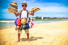 Faixa de Areia (Newton Bruno) Tags: street beach seller faixadeáreia