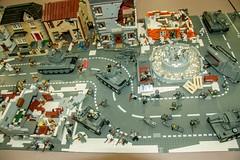Brickarossa - Overview (SEdmison) Tags: oregon portland lego russia wwii battle worldwarii convention brickscascade brickscascade2015