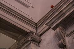 Basilica San Francesco di Paola (Particular) (pietroscolorato) Tags: life game church ball square football naples supersantos