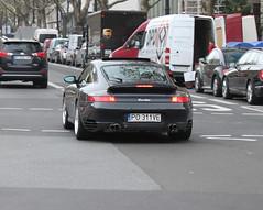Poland (Poznan) - Porsche 996 Turbo (PrincepsLS) Tags: berlin germany poland plate polish turbo porsche license po spotting 996 poznan posen