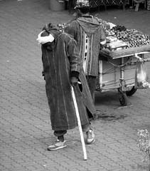 P1180283 (Philgo61) Tags: africa man men lumix market panasonic morocco maroc marrakech souk medina souks marche hommes homme afrique gf1