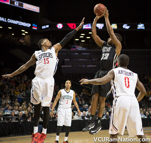 VCU vs. Richmond (A10 Tournament)