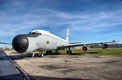 Boeing EC-135E ARIA (robtm2010) Tags: ohio usa museum canon aircraft airplanes boeing usaf hdr dayton aria usairforce t3i photomatix photomatixpro nationalmuseumoftheunitedstatesairforce ec135e