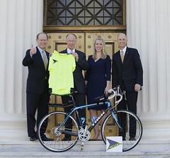03-16-15 Cycliad Leaders vist Governor