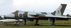 Vulcan XM597 (707-348C) Tags: museum military vulcan bomber raf avro eastfortune royalairforce xm597