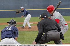 2015-04-03 1038 College Baseball - St John's Red Storm @ Butler University Bulldogs (Badger 23 / jezevec) Tags: game college sports photo athletics university image baseball università picture player colegio athlete redstorm spor universiteit esporte bulldogs 1000 collegiate universidade faculdade atletismo basebal honkbal kolehiyo hochschule béisbol laro butleruniversity atletiek kolej collège stjohnsuniversity athlétisme leichtathletik olahraga atletica urheilu yleisurheilu atletika collegio besbol atletik sporter friidrett спорт bejsbol kollegio beisbols palakasan bejzbol спорты sportovní kolledž pesapall beisbuols hornabóltur bejzbal beisbolas beysbol atletyka lúthchleasaíocht atlētika riadha kollec bezbòl 20150403