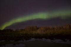 Curtain March 17 aurora (Explored #3) (John Andersen (JPAndersen images)) Tags: red green night stars stream purple satellite explore aurora orion curtains leslieville rockymountainhouse march17aurora
