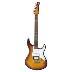 Yamaha Pacifica Series PAC212V Electric Guitar - Flamed Maple Body And Headstock - Tabacco Sunburst (http://bestacousticguitarusa.com Guitar Reviews) Tags: electric maple guitar body yamaha series sunburst pacifica tabacco headstock flamed pac212v