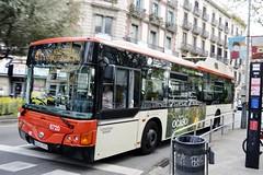 AUTOBÚS - UNITAT 6720 - LÍNIA 41 - PL. CATALUNYA - FRANCESC MACIÀ (Yeagov_Cat) Tags: barcelona bus catalunya 41 tmb autobús urquinaona 6720 híbrid transportsmetropolitansdebarcelona plaçaurquinaona bushíbrid autobúshíbrid autobusirisbus491e1225 nogecittourhíbrid unitat6720 0042ffg plcatalunyafrancescmacià