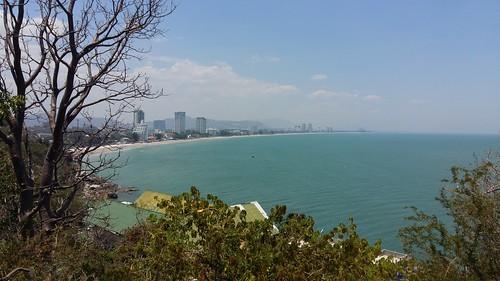 Views of Hua Hin, Thailand, March 2015