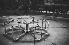 Детская площадка (детство ведь оно не навсегда) (Towy-Yowy) Tags: bw rodinal чб energodar родинал энергодар детсвотыкуда