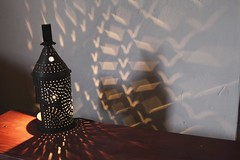 Candle Light (Read2me) Tags: she light shadow wall pattern candle salem shape witchhouse cye gamewinner thechallengefactory pregamewinner storybookotrsweep