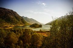 Loch Shiel (morag.darby) Tags: lake history water rural landscape island scotland countryside highlands nikon hill serene nikkor tranquil lochshiel glenfinnanmonument d3300