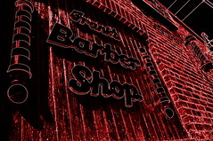 The Barber Shop (dellewicki) Tags: collingwood barber sop
