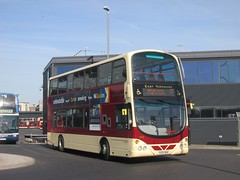 East Yorkshire 755 YX09BKN Hull Interchange on 77 (1280x960) (dearingbuspix) Tags: eastyorkshire 755 eyms yx09bkn