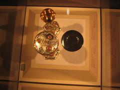 Chalice, Paten,and Ciborium... (goldiesguy) Tags: vatican museum artwork chalice paten ciborium ronaldreaganlibrary vaticansplendors goldiesguy