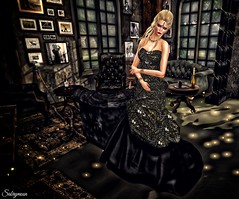 Sabrymoon wearing Vips Creations Swank Dress and Moondance Boutique Anai Jewelry set @ Swank May (Two Too Fashion) Tags: fashion necklace style jewelry secondlife bracelet earrings swank jewels stylish elegance moondance fashiondress secondlifemodel elegantdress elegantgown fashiongown moondanceboutique vipscreations swankdress anaijewelryset