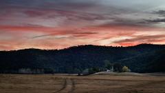 PADDOCK PASTEL SKIES (scatrd) Tags: country nikon australia mynikonlife newsouthwales jasonbruth queensbirthdayweekend nikond810 2016 d810 queensbirthdayweekend2016 nsw saintalbans au landscapephotography afnikkor50mmf18d centralmacdonald rural dusk subject landscape hawkesburyvalley