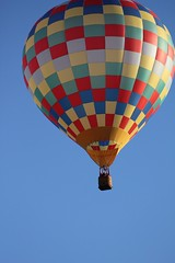 IMG_1466 (thehachland) Tags: sunset fire flames balloon hotairballoons ballstonspa saratogacounty saratogacountyfairgrounds saratogaballoonandcraft