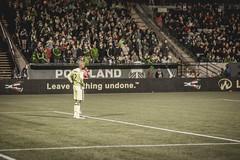 Timbers Goalie (danieljeremiahvisuals) Tags: ball portland kick soccer timbers soccerplayer