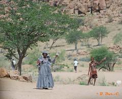 Herrero & Himba (B. Dur-C.) Tags: namib herrero himba afrika africa afrique
