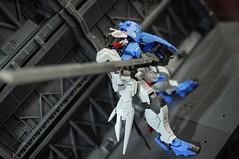Gundam Astaroth HG model kit 1/144 (-JSP-) Tags: ironbloodedorphans gundam