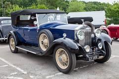 Brooklands Double Twelve 2016 - 1932 Rolls-Royce 20/25 (GY 1491) (growler2ndrow) Tags: brooklands brooklandsmuseum doubletwelve cars autos classic rollsroyce worldcars