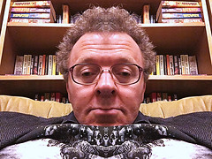 Fearful Symmetries: Philip (Phil Masters) Tags: selfportrait reflections photobooth symmetry philip 18thmay may2016