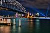 Sydney Vivid Lights 2016 (600tom) Tags: point harbour sydney lasers milsons vividlightshow