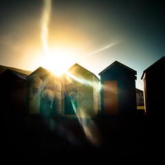 Sunlight in South Africa (Zeeyolq Photography) Tags: light sun sunlight southafrica bokeh capetown beachhouse
