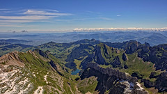170A3590 (Ricardo Gomez A) Tags: sntis mountain montaa berg nieve schnee snow landscape paisaje landschaft schweiz switzerland suiza alpes alps alpen canon canons eos 5ds ngc aire lib