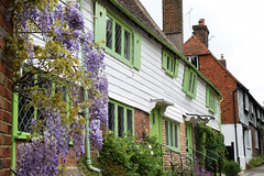 Robertsbridge Cottage (Mark Wordy) Tags: house cottage eastsussex clapboard wisteria fairlane robertsbridge