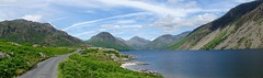 Wastwater panorama (Nige H (Thanks for 5m views)) Tags: england panorama lake mountains nature landscape lakedistrict cumbria wastwater