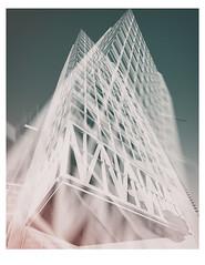 Double Science (Andrew_Dempster) Tags: urban lines architecture construction crane australia multipleexposure adelaide sa southaustralia universityofadelaide adelaidecity healthandmedicalsciencesbuilding