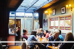 Havana Bar - Wellington, NZ (Naomi Rahim (thanks for 2 million hits)) Tags: newzealand nz 2016 northisland wellington travel travelphotography cafe restaurant dining cool quirky nikon nikond7000 wanderlust havanabar interior people eating socialising