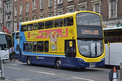 Dublin Bus SG103 152-D-9658 (Will Swain) Tags: dublin 10th june 2016 bus buses transport travel uk britain vehicle vehicles county country southern south east ireland irish city centre sg103 152d9658