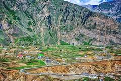 #karakoram highway Pakistan. Beautiful mountains of Pakistan (moazi007) Tags: karakoram